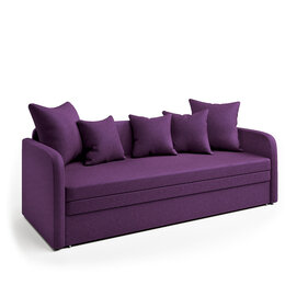 Диваны и кушетки - Софа «Трио» фиолетовый, 0