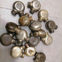 Аксессуары и комплектующие - Масленка металическая двухгорловая, 0