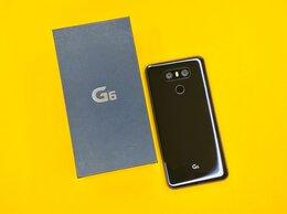 Мобильные телефоны - LG G6 32Gb Black , 0