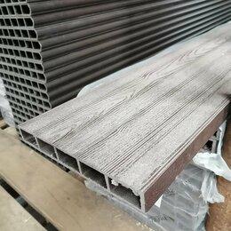 Заборчики, сетки и бордюрные ленты - Грядочная доска из ДПК , 0