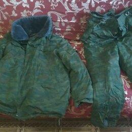 Зимние комплекты - Новая зимняя военная форма (Бушлат и штаны), 0