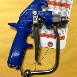 Малярные установки и аксессуары - Окрасочный пистолет Graco Tex Spray, 0