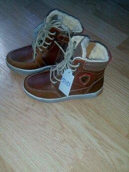Ботинки - Новые демисезонные ботинки для мальчика, 25…, 0