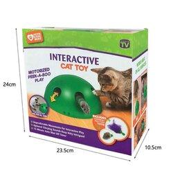 Игрушки - Pop play интерактивная игрушка для кошек, 0