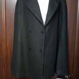 Пальто - Полупальто с прорезями для рук, 0