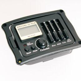 Звуковые карты - Alice PRO-1 Эквалайзер со звукоснимателем, 3-полосный, 0