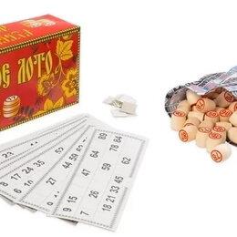 Настольные игры - Настольная игра Русское Лото Хохлома в картонном боксе, 0