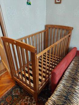 Кроватки - Детская кроватка (Можга) и матрас Орматек, 0