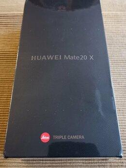 Мобильные телефоны - Huawei Mate 20X 6/128GB EVR - AL00. (Silver), 0