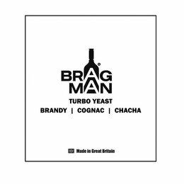 Продукты - Дрожжи спиртовые BRAGMAN Brandy/Cognac/Chacha, 0