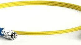 Кабели и разъемы - Кабель патч-корд оптический Hyperline FC-LC Duplex, 0