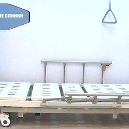 Оборудование и мебель для медучреждений - Кровать для лежачих больных, 0