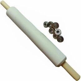 Скалки - Скалка для печенья 30-6см, 0