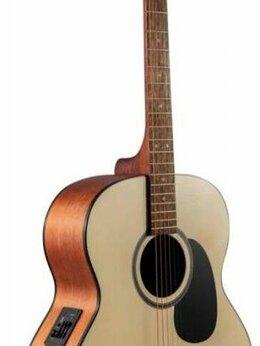 Акустические и классические гитары - Электроакустическая гитара JET JJ-250 OP, 0