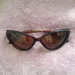 Очки и аксессуары - Солнцезащитные очки Кошачий глаз, 0