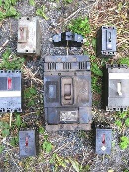 Электрические щиты и комплектующие - Автоматические выключатели (автоматы), 0