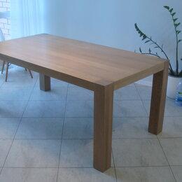 Столы и столики - Столы и столешницы из массива!, 0