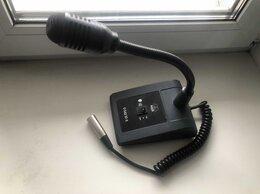 Микрофоны - Микрофон на «гусиной шее», 0