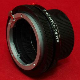 Прочее оборудование - Leica Macro Adapter M , 0