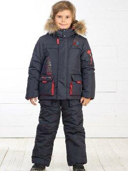 Комплекты верхней одежды - Комплект для мальчика зима Pulka., 0