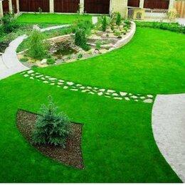 Субстраты, грунты, мульча - Земля для газонов , 0