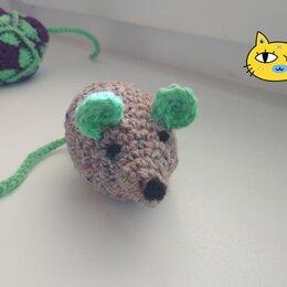 Игрушки - Мышь-игрушка для котейшества, 0
