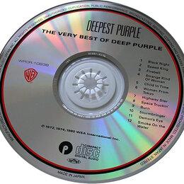 Музыкальные CD и аудиокассеты - Deep Purple - Deepest Purple - Best Pack 21 - Japan CD - Компакт Диск, 0