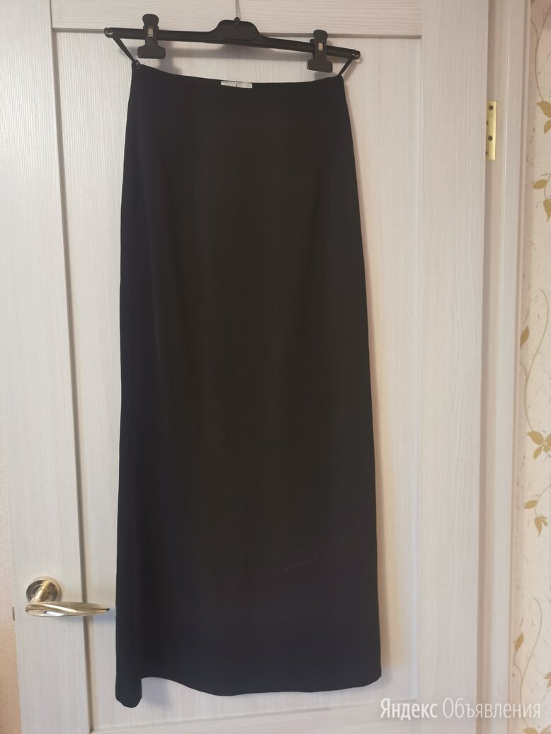 Юбка длинная черная по цене 150₽ - Юбки, фото 0