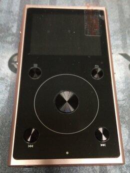 Цифровые плееры - Портативный Hi Fi плеер FIIO X1 II rose gold, 0