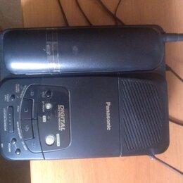 Проводные телефоны - Радиотелефон с автоответчиком Panasonic KX-T4410-B, 0