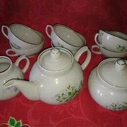 Сервизы и наборы - Сервиз чайный (Дулево), 0