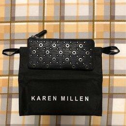 Кошельки - Italy Karen Millen кожаный кошелек, 0