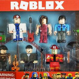 Игровые наборы и фигурки - Roblox набор фигурок 6 штук, 0
