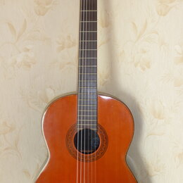 Акустические и классические гитары - Классическая гитара Suzuki Takeharu G-180 Japan, 0