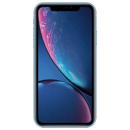 Мобильные телефоны - 🍏 iPhone ХR 256Gb blue (синий) , 0