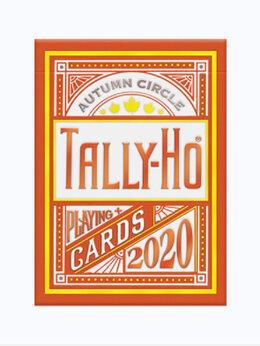Другое - TALLY-HO AUTUMN - ИГРАЛЬНЫЕ КАРТЫ, 0