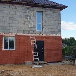 Кирпич - Отделка фасада под кирпич, панели, 0