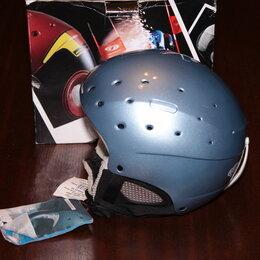 Шлемы - Горнолыжный шлем для девочки SALOMON СHARM ANGEL, новый, 0