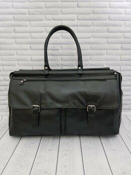 Дорожные и спортивные сумки - Дорожная мужская сумка большая, 0