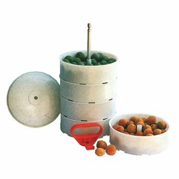 Ёмкости для хранения - Ведро для перевозки ягод секционное, 0