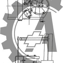 Прочее - Ограничитель подъема и опускания стрелы 721.122-31.03 крана РДК-250, 0