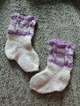 Носки - Носки белые , 0