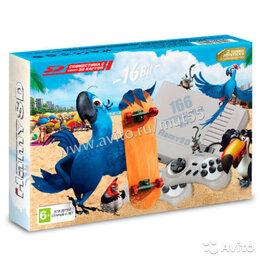 """Игровые приставки - Игровая приставка Sega """"Hamy SD"""" (166 игр) Gray, 0"""