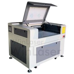 Производственно-техническое оборудование - Лазерный станок резак и гравер Zoldo 6090, 0