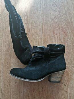 Ботинки - Ботинки замша размер 42, 0