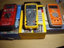 Измерительные инструменты и приборы -  Цифровые  мультиметры 3 штуки, 0