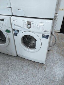 Стиральные машины - узкая SAMSUNG стиральная машинка б.у, 0