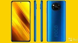 Мобильные телефоны - Xiaomi Poco X3 NFC 6/128GB Blue, 0