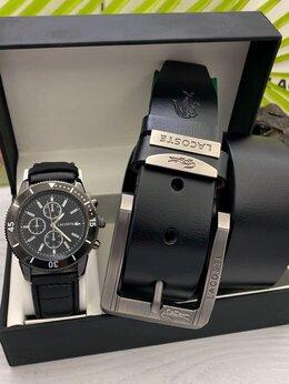 Наручные часы - Элегантный подарочный набор для мужчин часы и…, 0