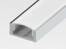 Интерьерная подсветка - Профиль алюминиевый LP 0716, 0
